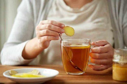 Снижение аппетита с помощью чая