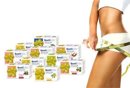 Сантимин для снижения веса