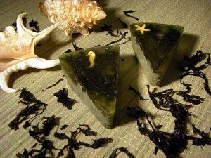 Мыло с водорослями