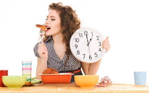 Почасовая система питания