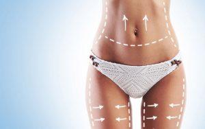 Уменьшение объемов и подтягивание кожи