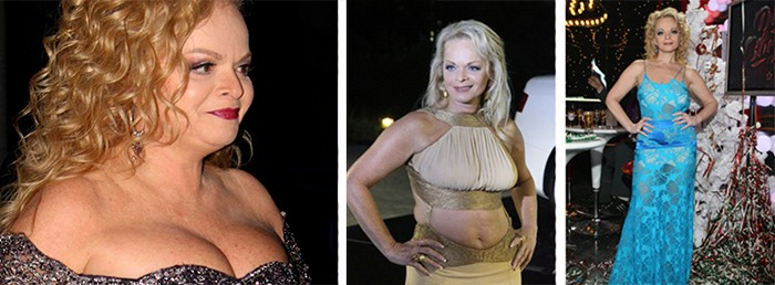 Результаты диеты Ларисы Долиной