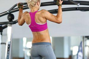 Крепкие мышцы без объема