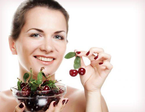 Вкусные варианты блюд для похудения из вишни