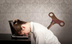 Быстрая утомляемость на деите