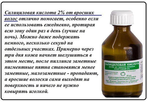 Свойства салициловой кислоты