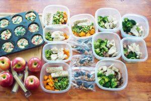 Соблюдение принципов дробного питания