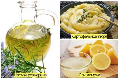 Применение масла розмарина для здоровой кожи лица