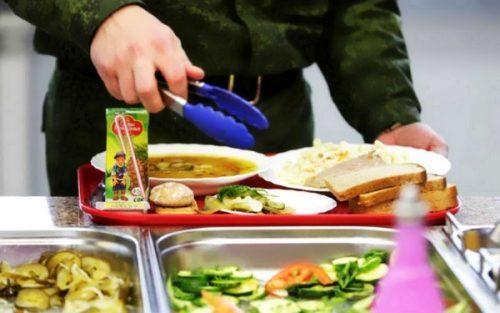 Диета по примеру питания военных