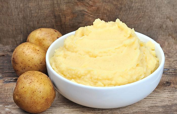 Картофельного пюре