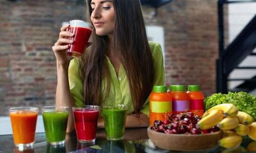 Польза смузи при похудении