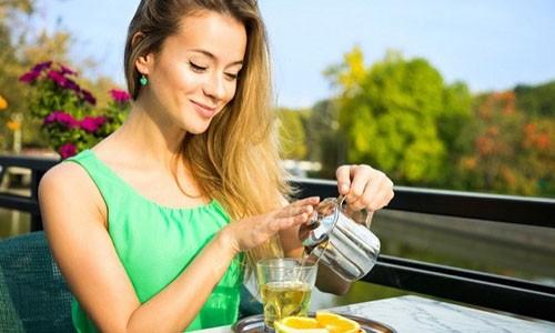 Чай против лишнего веса