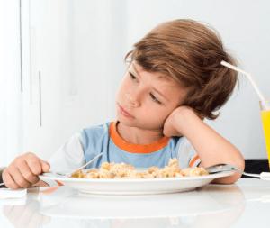 Однообразное питание