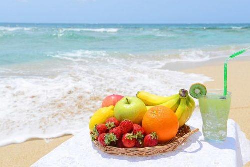Пляжная южная диета