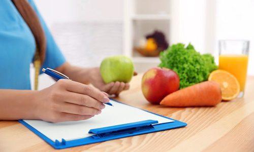 Соблюдение очковой диеты