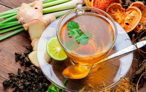 Лимфодренажный чай