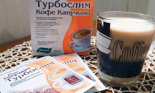 Кофе Турбослим Капучино