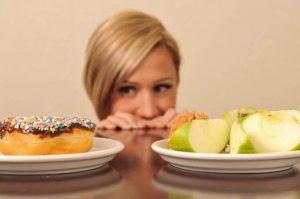 Сила воли и диета