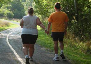 Ходьба при ожирении