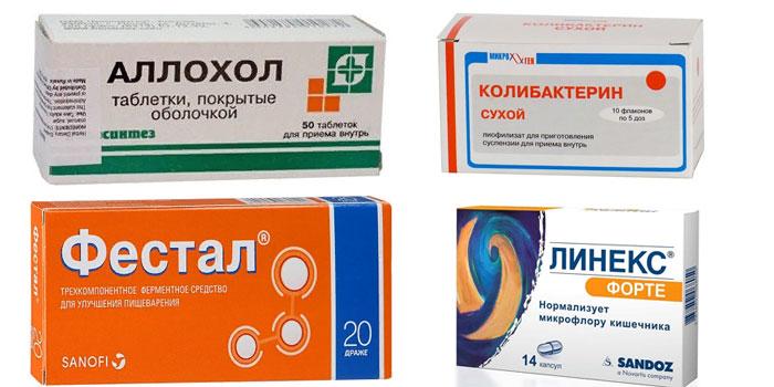 Методы лечения отрыжка сероводородом и диареи