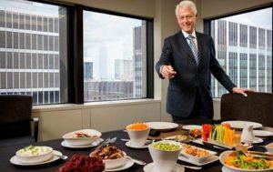 Метод похудения американских президентов