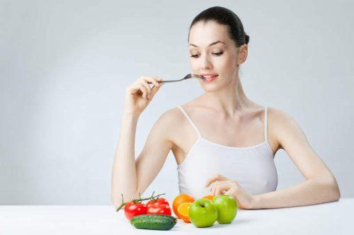 Модельная диета 2468