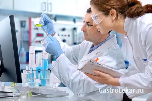 Анализ на инфекционный гастроэнтерит