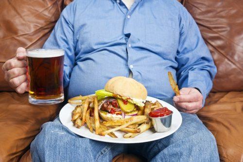 Алкоголь и еда