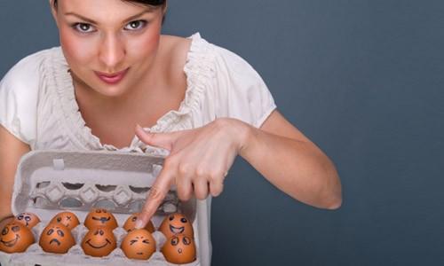 Яйца в рационе