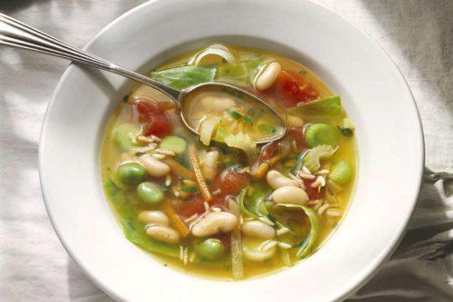 Похудение на диетическом супе