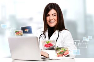 Консультации диетолога