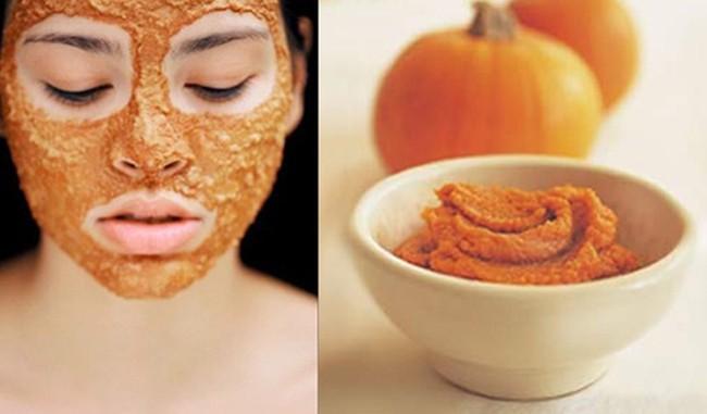 Тыквенная маска для кожи лица