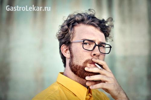 Курение при язве желудка и 12-перстной кишки