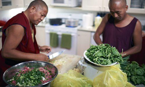 Соблюдение тибетской диеты