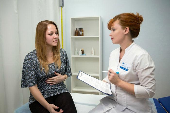 консультация у гастроэнтеролога