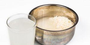 Настаивание риса